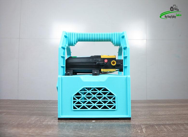 may phun thuoc cam tay chay dien motokawa mk 65b ac quy 2 - Máy phun thuốc cầm tay chạy điện (có Ắc Quy) Motokawa MK-65B